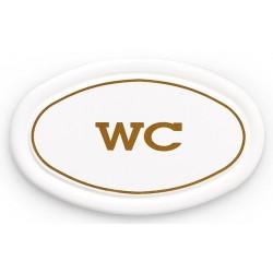 Wc-Kyltti tarrakiinnitys