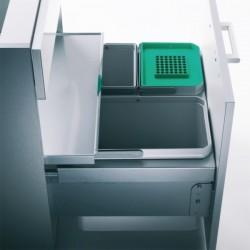 Jätelajitteluvaunu COX-600