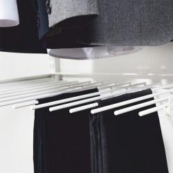 Roller housuteline valkoinen