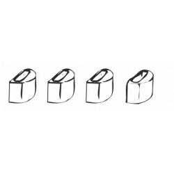 Roller koritelineen tassut