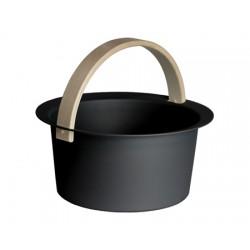 Saunakiulu Cozmic musta