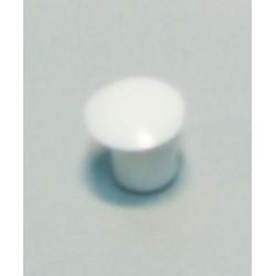 Peitetulppa 5mm valkoinen