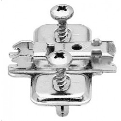 Aluslevy 3mm Clip Expando