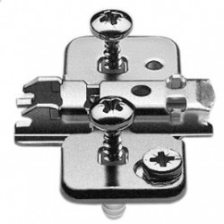 Aluslevy 3mm 1D Clip Expando