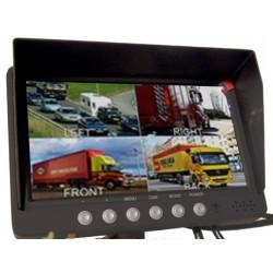 LCD-näyttö RM QUAD 7 tuumaa