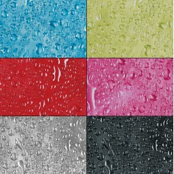 Suihkuverho Pisara 6-väriä