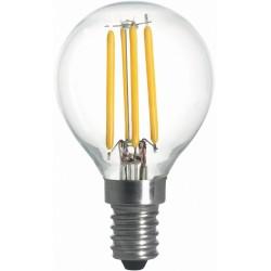 Led-Lamppu Pallo 4W, E14...