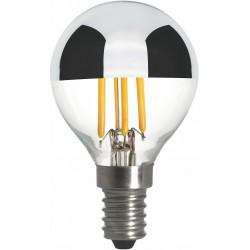Led-Lamppu Pallo pääpeili...
