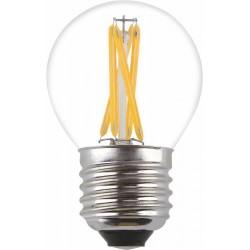 Led-Lamppu Pallo 4W, E27...