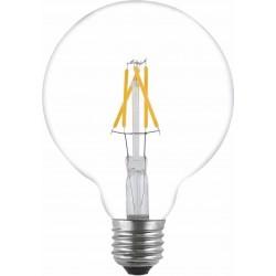 Led-Lamppu G125 kirkas 5,5W...