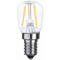 LED-lamppu päärynä 2W...
