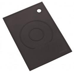 Silikonialusta COOK-1, musta