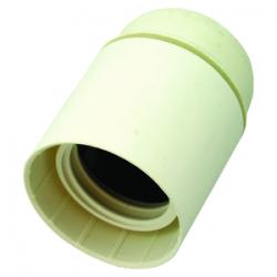 Lampunpidin E27 Valkoinen Opal